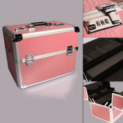 Aluminium Beauty Cosmetics & Make Up Case Salon Nail Art Case Hairdressing Case
