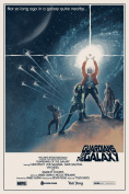 GUARDIANS OF THE GALAXY - Star Wars US Imported Movie Wall Poster Print - 30CM X 43CM Brand New