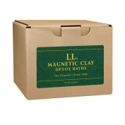 Ancient Minerals LL Magnetic Clay Natural Detox Clay Bath