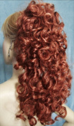 RIVA Banana Clip Hairpiece by Mona Lisa - 130 Copper Red