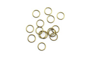 Price per 910 Pieces Jewellery Making Charms UQYU0 Jump Rings Ancient Bronze Findings Craft Supplies Bulk Lots