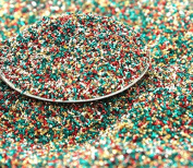 Holiday Blend Glitter Medley - 30ml Jar