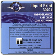 Fast Clear Hardener 1 Pint - Liquid Print Hydrographics Paint Supplies