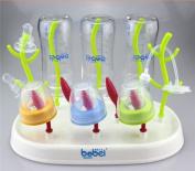 1PC Baby Bottle Dryer Rack Kitchen Clean Drying Shelf Rack Shelf Feeding Holder