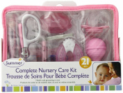Summer Infant Complete Nursery Care Kit, Pink New