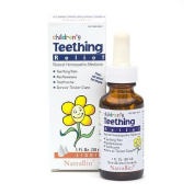 NatraBio Teething Relief Liquid 30ml
