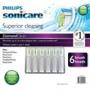 12 - Pack Philips Sonicare HX6066/70 DiamondClean Standard Brush Heads