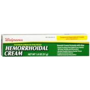 Walgreens Hemorrhoidal Pain Relief Cream 50ml