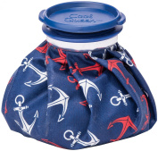 Upper Canada Soap Cool Queen Ice Pack, Anchors