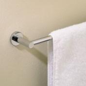 Valsan 67546ES Satin Nickel Porto Large Towel Rail