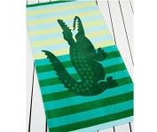 Lacoste Sao Green Beach Towel (36x72) T15108g203672