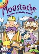 Moustache Sticker Activity Book
