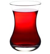 Pasabahce Extra Large Turkish Tea Glasses - 6 Glasses