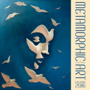 Metamorphic Art by Octavio Ocampo wall calendar 2016