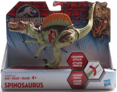 Jurassic World Bashers & Biters Spinosaurus Figure
