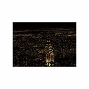 Lago New York City Scratch Night View, Scratch Paper