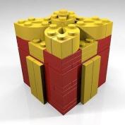 Lego Christmas Holiday Box Parts & Instructions Kit