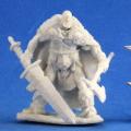 RPR77199 Bones Thund Bloodwrack, Barbarian Miniature Reaper