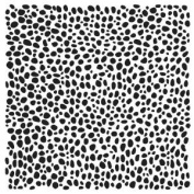 Crafters Workshop 1607 Crafters Workshop Template 30cm x 30cm -Spotted