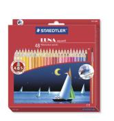 Staedtler Luna Watercolour Pencil 48 Shades ABS