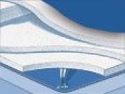 QUEEN Waveless Soft-Side Waterbed Mattress