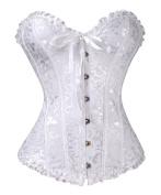 White Lace Princess Corset