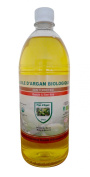 Argan Oil 100% Pure Organic with ECOCERT certificate for hair and body - Original from Morocco 1 L / 1010ml