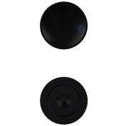 JJC Black Metal Soft Shutter Release Button [See description for compatibility]