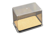 Rounded Corner Clear Top Display Box - For Jewellery Display/Storage