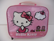 Hello Kitty Lunch Bag, Pink/Multi-Colour