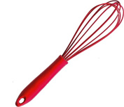 Whisk 27 CM Red Kochblume Edition, silicone