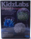 Great Gizmos 4M Kidz Labs Crystal Science Kit