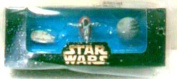 Kaloob Toys, Inc. Micro Machines Star Wars Trilogy Exclusive Toys - Miniature Millennium Falcon, Slave One And Death Star 2 [Special Edition]