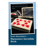 Signature Invisible Deck by Scott Alexander - Trick