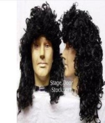 1970's Glam Rock Wig In the Style Of Brian May