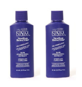Nisim Hair Growth /Loss Stimulating Extract Gel Normal to Dry 60ml X2