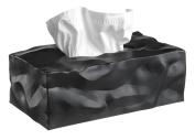 Essey 14414 Wipy Cube II Tissue Box Black