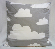 Farg Form Cusion Cover with Cloud Print