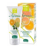 Helan Sulphate Free, EDTA Free, PEG Free and Preservative Free Shampoo, Bath and Shower Gel with Uplifting Aromatherapy and Pore Cleansing Citrus in Agrumee Scent