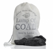 Bag of Coal Soap