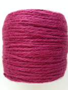 Burgundy Hemp Twine Cord NON-POLISHED 2mm 100M/Roll
