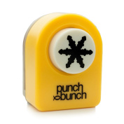 Punch Bunch Small Punch, Crystal Snowflake