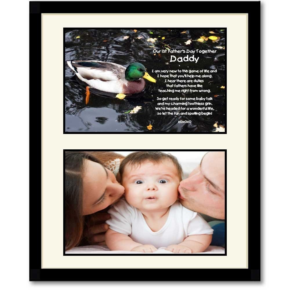 New Dad Gift for Father\'s Day - Sweet Poem For Daddy From Daughter ...