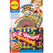 ALEX Toys - E-Z Weavy Totebag Kit