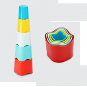 Kid O Stack and Fit Cups Toy