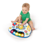Baby Einstein Discovering Music Activity Table-Dimensions