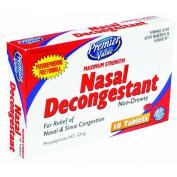 Premier Value Nasal Decon. 10Mg (Non Pseudo) - 18ct
