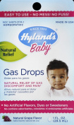 Hyland's Baby Gas Liquid Drops, Natural Gas Discomfort and Pain Relief, Natural Grape Flavour, 30ml