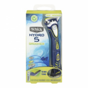 Schick Hyrdro 5 2-in-1 Power Razor + 1 Razor Blade