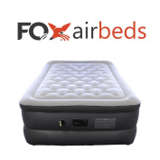 *Top Rated* Best Inflatable Bed By Fox Airbeds - Plush High Rise Air Mattress in King, Queen, Full and Twin Xl